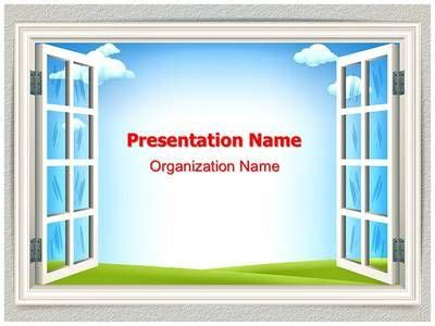 estate window card template 8 best images about real estate powerpoint templates on