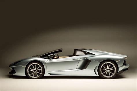 convertible lamborghini lamborghini aventador roadster photos and details