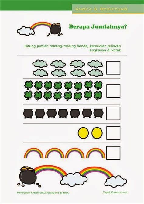 Buku Anak My Station Playset belajar menghitung angka 1 20 matematika dasar untuk paud