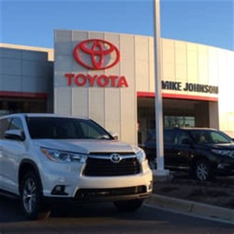 Mike Johnson Hickory Toyota Mike Johnson S Hickory Toyota Auto Repair 435 Us Hwy