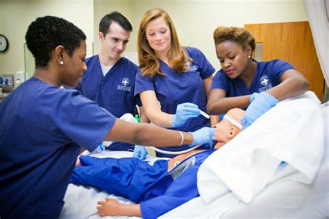 Rn To Bsn Programs In Va - school of nursing and atlanta va center awarded 4