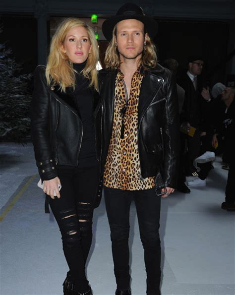 are ellie goulding and dougie poynter dating ok magazine ellie goulding i hated men before dougie