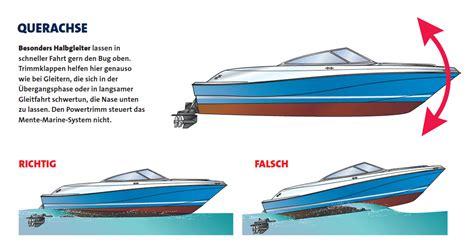 richtig trimmen motorboot h 228 user immobilien bau - Motorboot Richtig Starten