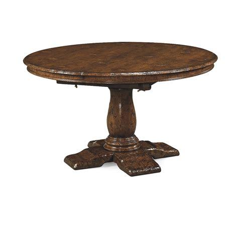 Reproduction Extending Oak Dining Table Antiques