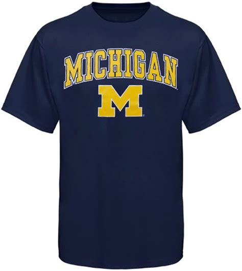 michigan football fan gear university of michigan shirt t shirt wolverines football
