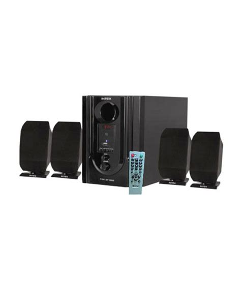 intex 301 fmu 4 1 speaker system price in india 21 jan