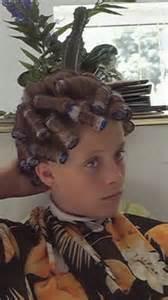 hairstyles for sissy slaves sissy boy in hair rollers newhairstylesformen2014 com