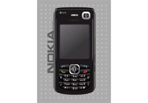nokia mobile phone nokia mobile phone free vector stock