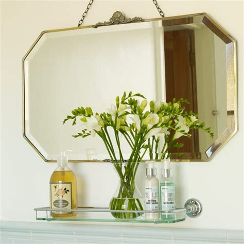period style bathroom ideas vintage mirrors shower