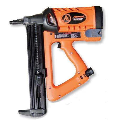 Ramset Beton itw ramset tf1200 ramset trakfast fastener gun