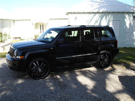 patriot jeep 2010 neverscared 2010 jeep patriotlimited specs photos