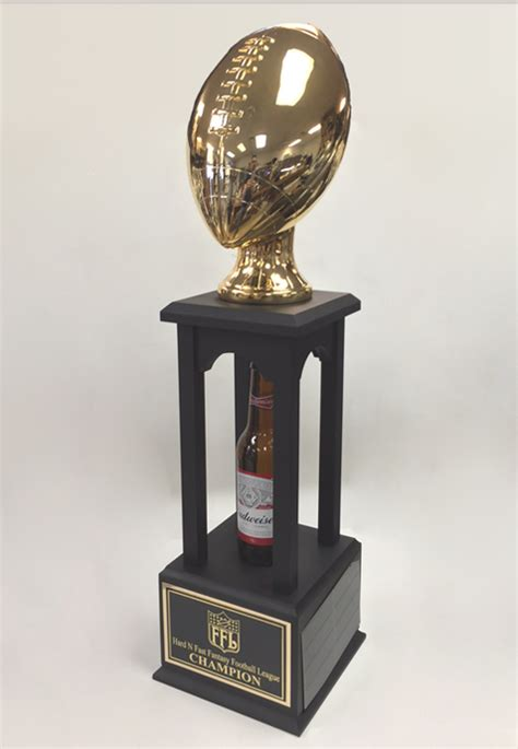 27 best trophy 27 quot inch gold football tower trophy best