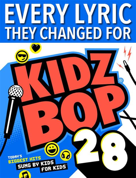 Kidz Bop Meme - here s every changed lyric from quot kidz bop 28 quot