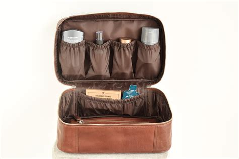mens bathroom travel bag men never travel without these travel essentials monthlymale