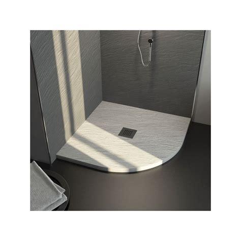 piatti doccia pietra piatto doccia in pietra sintetica ardesia 90x90 ad angolo