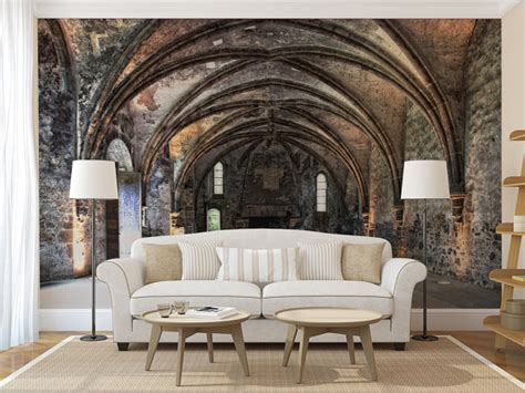 stick on wall murals arcs wall mural self adhesive peel and stick 3d photo