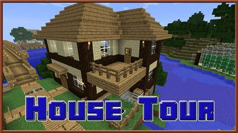 Minecraft House Tour by Minecraft House Tour