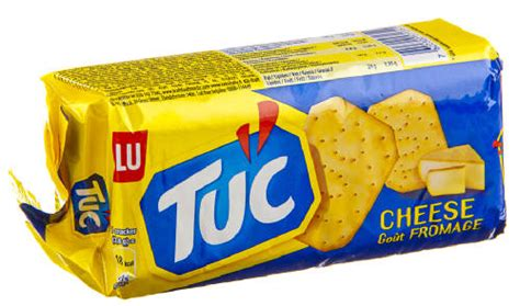 Merk Cheese Lu Tuc Kaaskoekjes Cheese Crackers 100 Gr