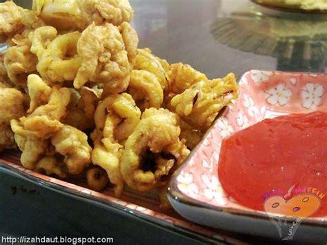izah muffin lover crab stick goreng tepung