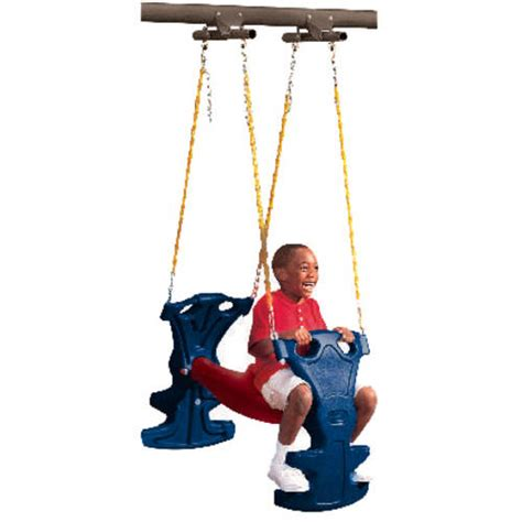 Little Tikes Endless Adventures Glider Swing Walmart Com