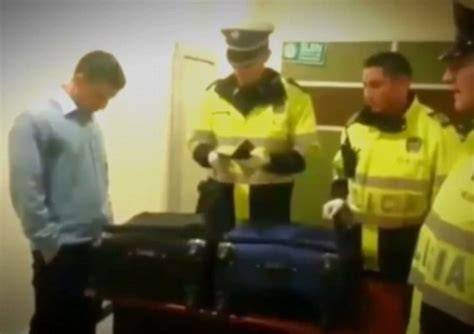 cocaine room smuggler flying cocaine worth 2m into mexico without any disguise daily mail