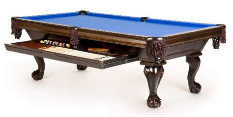 Golden West Pool Table by Empire Deluxe Enhanced And