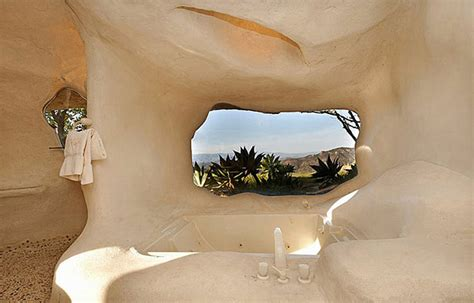 dick clark s unique flintstone style house for sale in mans 227 o em malibu inspirada nos flintstones portodesign
