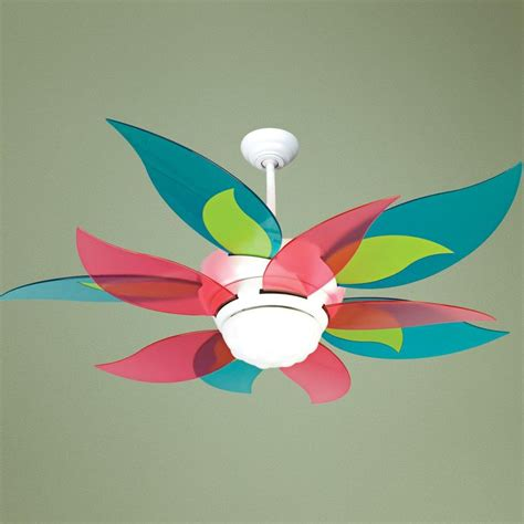 blooming flower ceiling fan best 25 fan with light ideas on pinterest tent fan