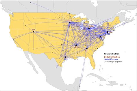 United Airlines Hubs airport hubs map pictures to pin on pinterest pinsdaddy