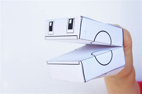 printable paper robot printable transforming robot craft create in the chaos