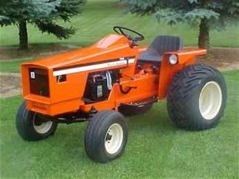 Used Farm Tractors For Sale Allis Chalmers 720 Restored