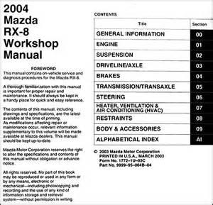 mazda rx 8 wiring diagram pdf rx mazda free wiring diagrams