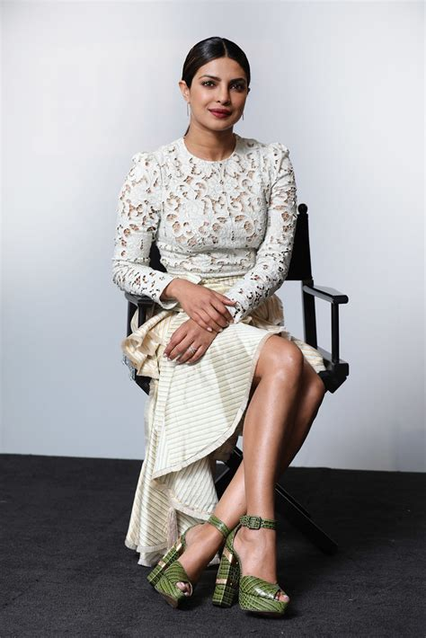 priyanka chopra fashion style priyanka chopra fitted blouse newest looks stylebistro