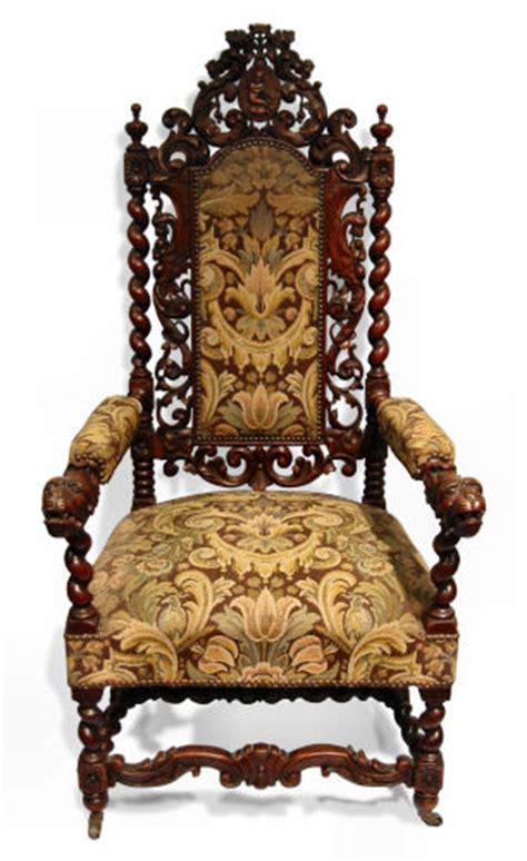 antique world jacobean style furniture