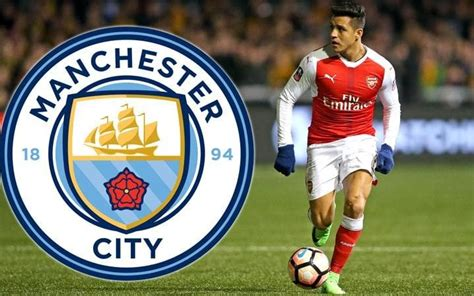alexis sanchez man city alexis sanchez being monitored by manchester city who