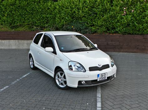 toyota yaris turbo 2004 toyota yaris vitz rs trd turbo for sale in dublin