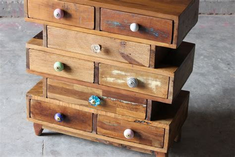 little tree furniture shimla eclectic 6 drawer multi chest shimla upcycled 8 multi drawer storage chest little tree