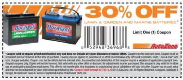 Car Battery Deals Autozone Free Printable Autozone Coupon November 2016