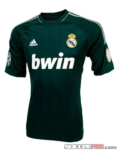 Jersey Madrid 3rd 1000 images about real madrid team jersey on real madrid soccer green and home