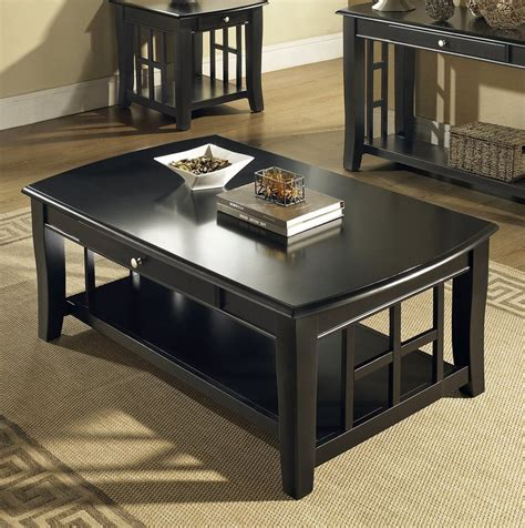 glass coffee and end table sets black coffee and end table sets furniture roy home design
