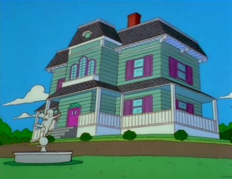 the murder house murder house simpsons wiki fandom powered by wikia