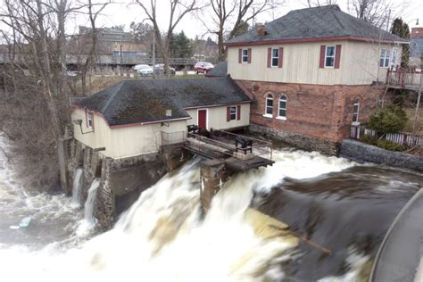 ontario cottage country severe flood alerts