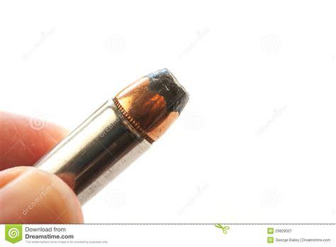 single 38 bullet stock image image 29829021