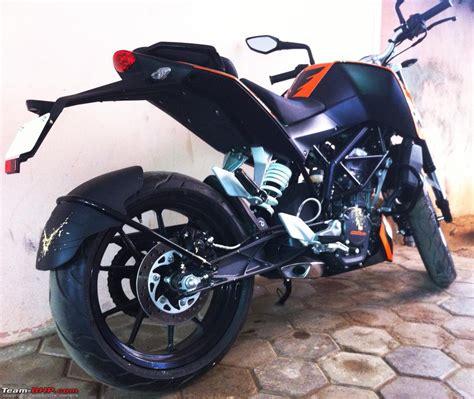 Ktm Duke Tyre Size Ktm Duke 200 My New Commuter Edit 18k Kms Up Team Bhp