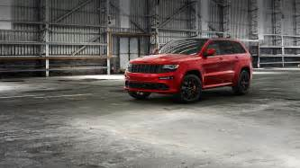2016 jeep grand srt ultra premium luxury suv