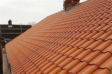 tile roof repairs ta new pantile roof copmanthorpe york ta roofing