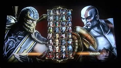 Psvita Mortal Kombat By Waroengame mortal kombat ps vita multiplayer kratos gameplay