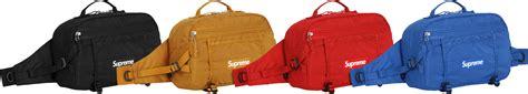 supreme bag wtb supreme shoulder bag ss16 black gold supremeclothing