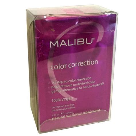 malibu hair color remover malibu c color correction fix 1st step to success
