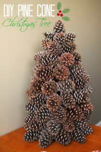 fun and lovely ways to use pine cones this winter